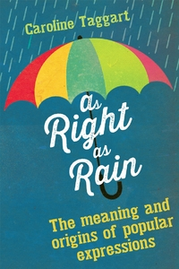 As Right As Rain by Caroline Taggart book cover