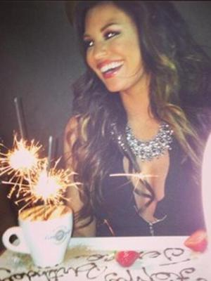Jessica Wright celebrates 28th birthday with friends and family, Sept 14