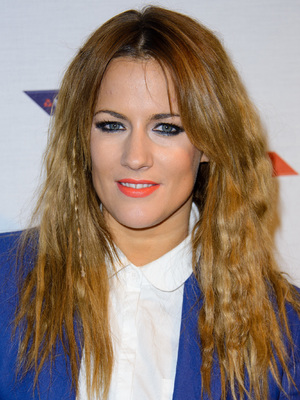 Caroline Flack, Natwest UK Fashion and Textile Awards 2013 held at One Mayfair - Arrivals, 23 May 2013