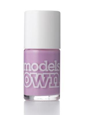 Models Own Nail Polish in Lilac Dream, £5