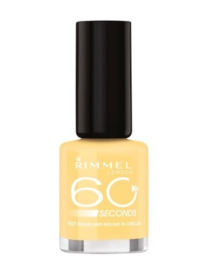 Rimmel Nails in Round And Round In Circles, £3.69
