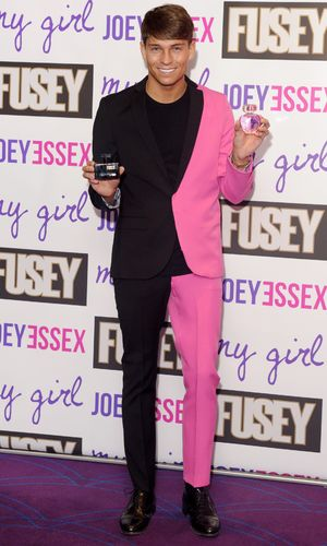 Joey Essex fragrance launch, London, Britain - 12 Sep 2013 Joey Essex 12 Sep 2013 Joey Essex launches 'Fusey' fragrance for men and 'My Girl' fragrance for women