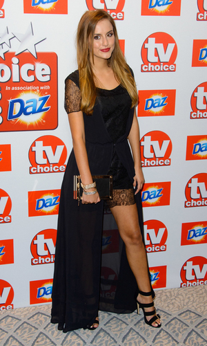 The TVChoice Awards 2013 held at the Dorchester - Arrivals PersonInImage:Lucy Watson Credit :WENN.com