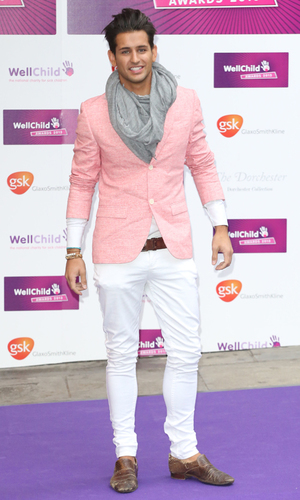 The Wellchild Awards 2013 held at the Dorchester - Arrivals Person In Image:Ollie Locke Credit :Lia Toby/WENN.com Date Created : 09/11/2013