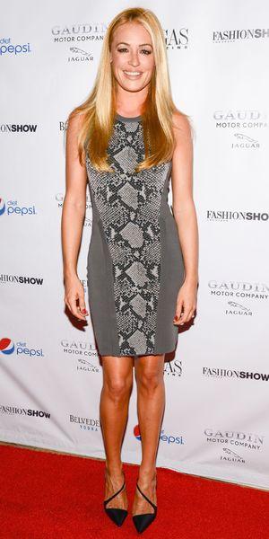 Cat Deeley - Vegas Magazine Fall Fashion Issue Celebration, Las Vegas, America - 12 Sept 2013