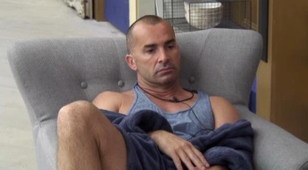 Louie Spence on Celebrity Big Brother - 10 September 2013