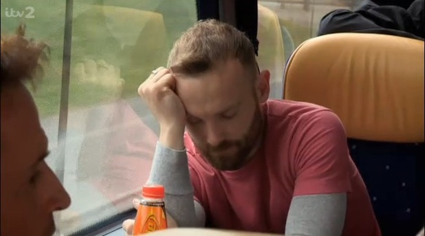 Kevin Simm from Liberty X on The Big Reunion On Tour - 12 September 2013