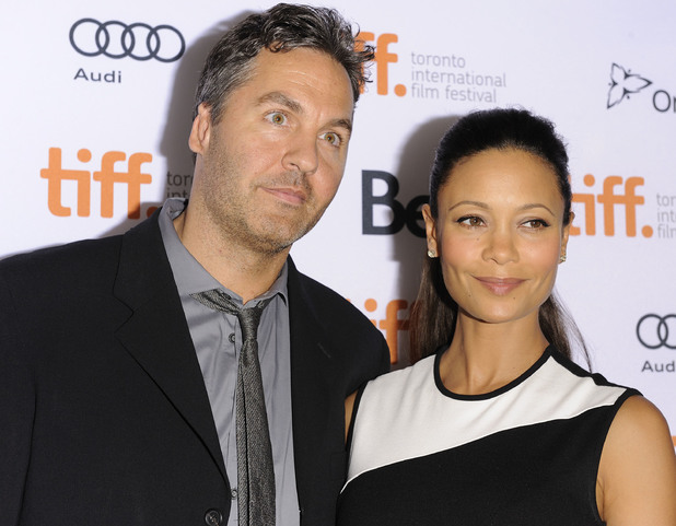 Ol Parker,Thandie Newton - Half Of A Yellow Sun premiere - Toronto Film Festival 2013 - 8 September 2013
