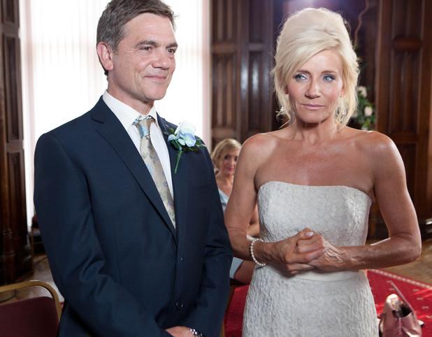 Corrie, Karl and Stella get married, Wed 11 Sep