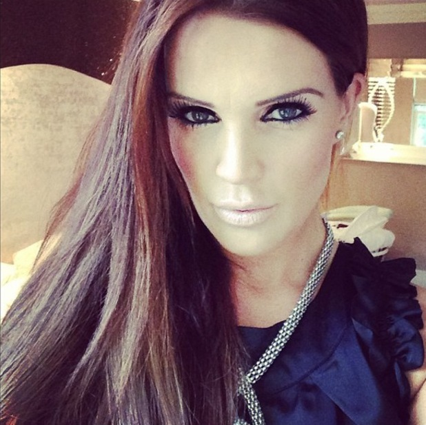 Danielle Lloyd at Professional Player Party and Catwalk Show - 10 September 2013