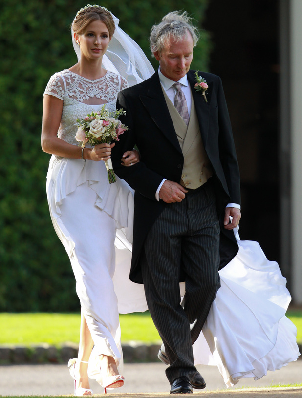 Professor Green wedding to Millie Mackintosh - 10 September 2013