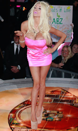 Courtney Stodden is evicted from Celebrity Big Brother, 11 September 2013