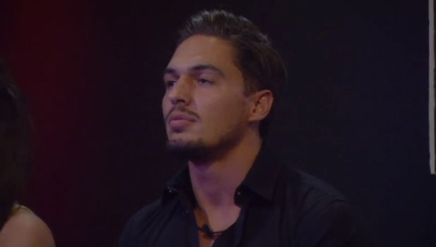 Mario Falcone wins Sexiest Housemate in Celebrity Big Brother, 12 September 2013
