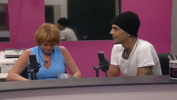 Celebrity Big Brother 2013: Abz and Vicky Entwistle