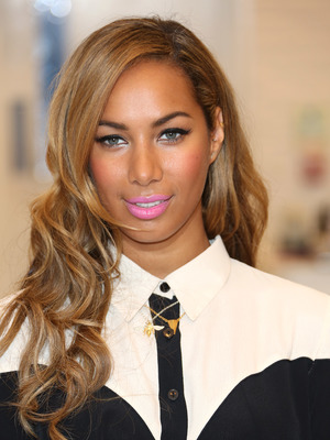 Leona Lewis is announced as the new brand activist for The Body Shop - Photocall, 27 March 2013
