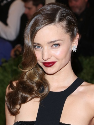 Miranda Kerr attends 'PUNK: Chaos to Couture' Costume Institute Gala at The Metropolitan Museum of Art , 7 May 2013