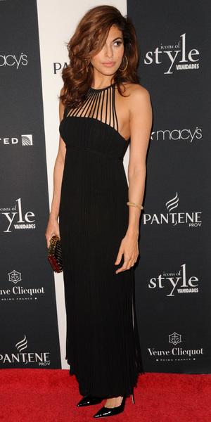 Eva Mendes - 2013 Icons Of Style Gala, New York, 19 September