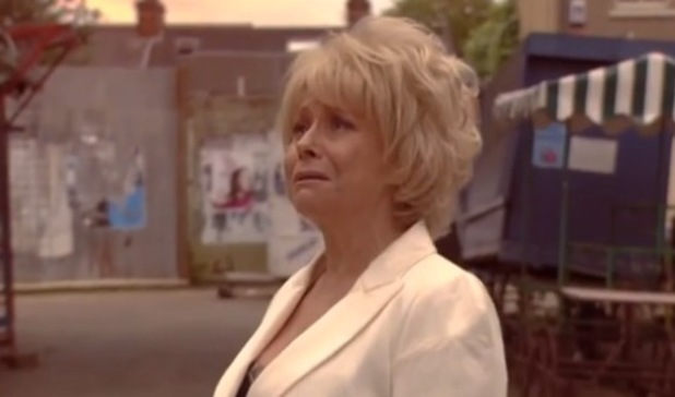 Peggy Mitchell - Barbara Windsor - leaves EastEnders - 19 September 2013