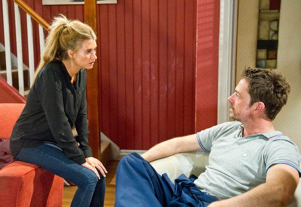 Emmerdale, Debbie tries to get Cameron to confess, Thu 19 Sep