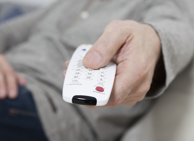 Brits have 50 words for their remote control