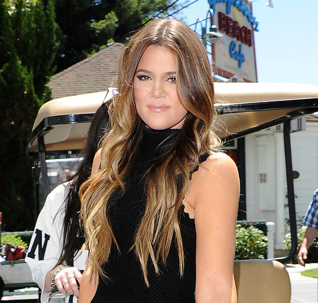 Khloe Kardashian Odom co-hosts an episode of the KRIS show,  Los Angeles, America - 17 Jul 2013
