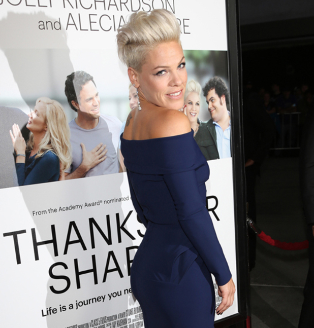 """""""Thanks For Sharing"""" - Los Angeles Premiere Held at The ArcLight Hollywood Alecia """"Pink"""" Moore Credit :FayesVision/WENN.com Date Created : 09/17/2013"""