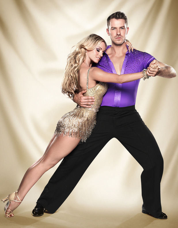 Strictly Come Dancing official photos: Celebrities and professionals dancers