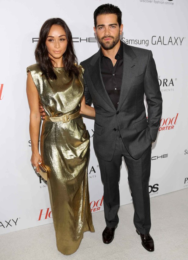 The Hollywood Reporter's Emmy Party Held atSoho House Cara Santana, Jesse Metcalfe Credit :FayesVision/WENN.com Date Created : 09/19/2013 Location : Los Angeles, United States