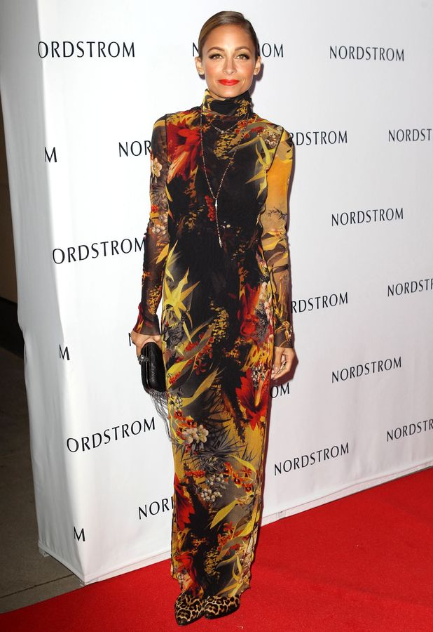 Nicole Richie at Nordstrom Gala to benefit Ascencia and Hillsides, Los Angeles, America - 17 Sep 2013