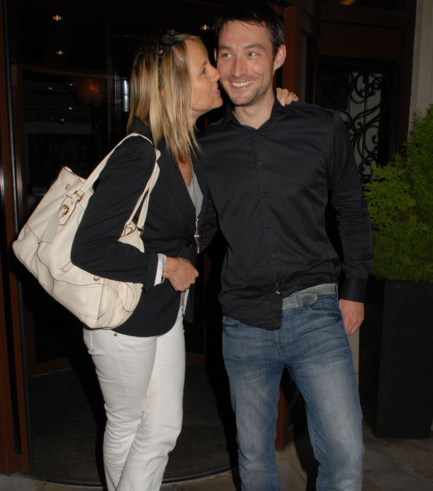Carol McGiffin, Celebrities attend the 'Loose Women' wrap party at Sanctum Soho Hotel, 06/28/2013