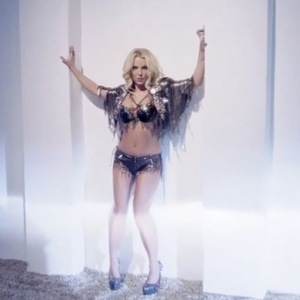 Britney Spears teases 'Work B**ch' music video