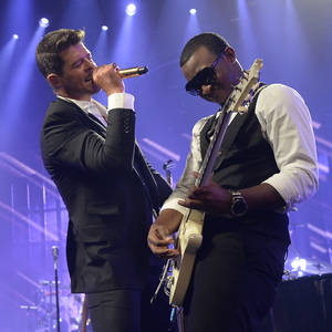 ROBIN THICKE performing live on Day 24 of the iTunes Festival. Credit :IconicPix/WENN.com Date Created : 09/24/2013 Location : London, United Kingdom