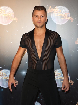 Pasha Kovalev, Strictly Come Dancing 2012 launch, London, England - 10.09.12