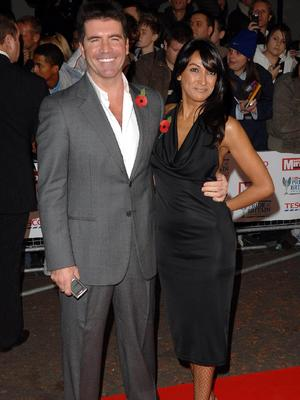 Simon Cowell and Jackie St Claire, Daily Mirrors Pride Of Britain Awards, London Television Studio, 06.11.06
