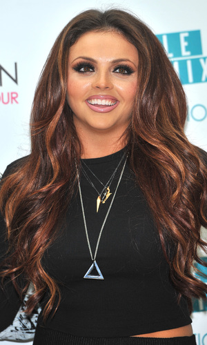 Jesy Nelson joins Little Mix at launch for new Collection make-up at The May Fair Hotel, London - 24 September