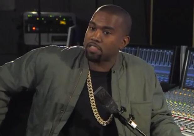 Zane Lowe interview Kanye West for BBC Radio 1