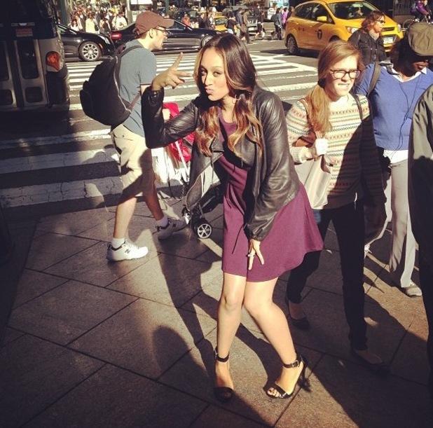 22 Sept 2013 - New York Tia Mowry