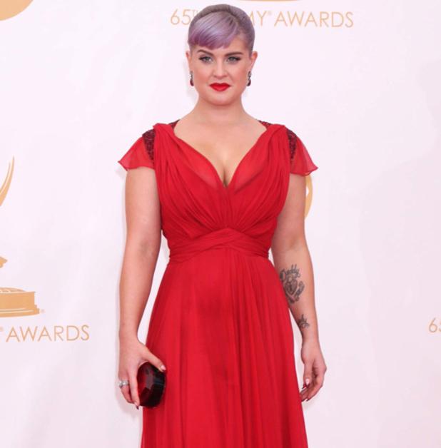 Kelly Osbourne at Emmys 2013