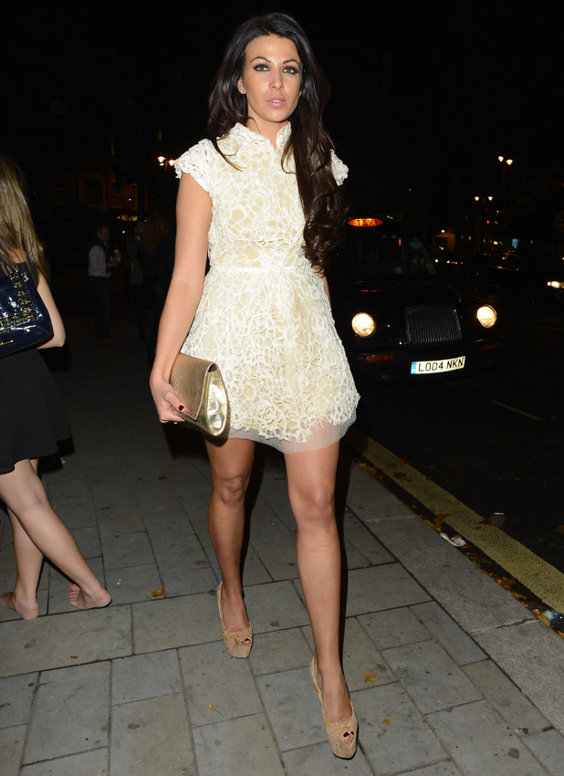 Cara Kilbey's birthday party at STK, Sept 28 2013