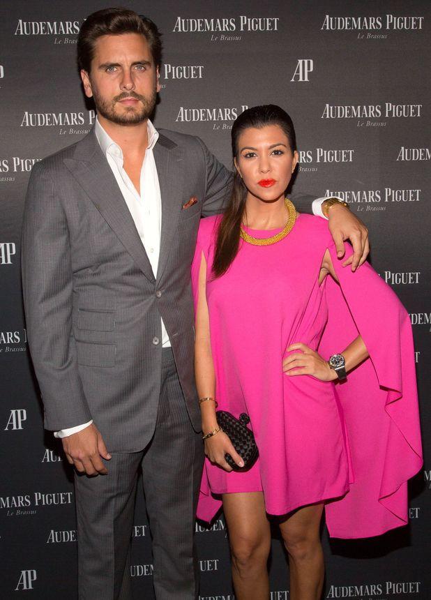 Kourtney Kardashian and Scott Disick attend as Audemars Piguet celebrates brand ambassador Lebron James, Miami Beach, America - 27 Sep 2013