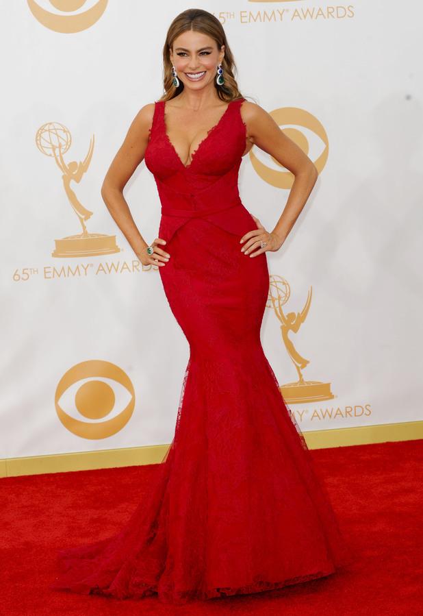 65th Annual Primetime Emmy Awards - Sofia Vergara - 22.9.2013