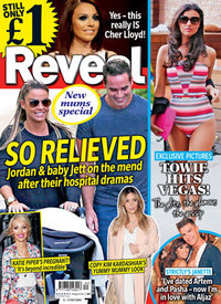 Reveal Magazine cover week 40