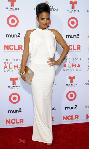 28.9.2013 - ALMA Awards, California - Christina Milian