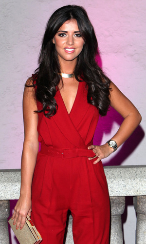 The Inspiration Awards For Women 2013 at the Cadogan Hall London Lucy Mecklenburgh Credit :Lexie Appleby/Future Image/WENN.com Date Created : 10/02/2013 Location : London, United Kingdom