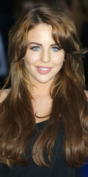 Lydia Bright at the Filth film premiere in London West End, 30 September 2013