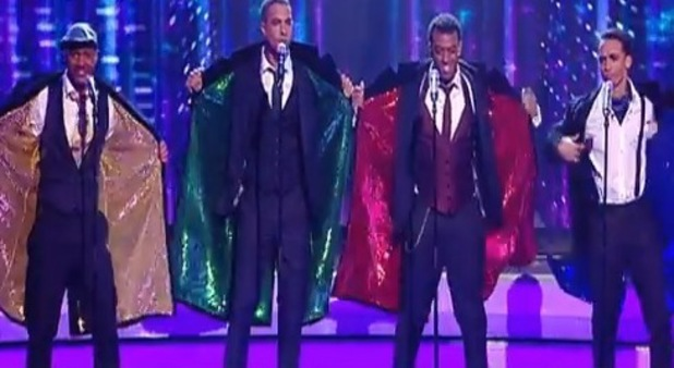 JLS release 'Billion Lights' video featuring montage of their career - 4 October 2013