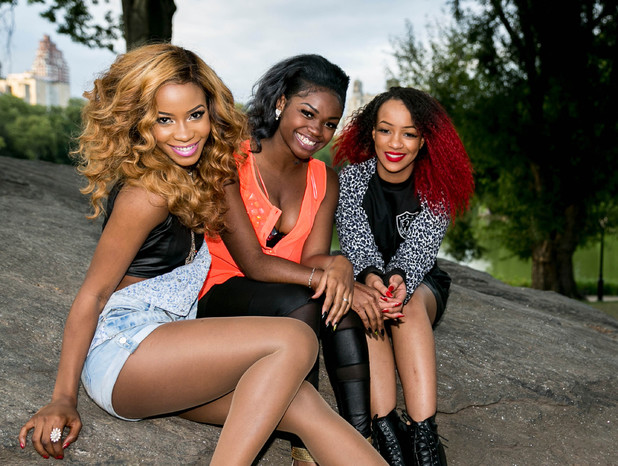 Miss Dynamix in The X Factor 2013