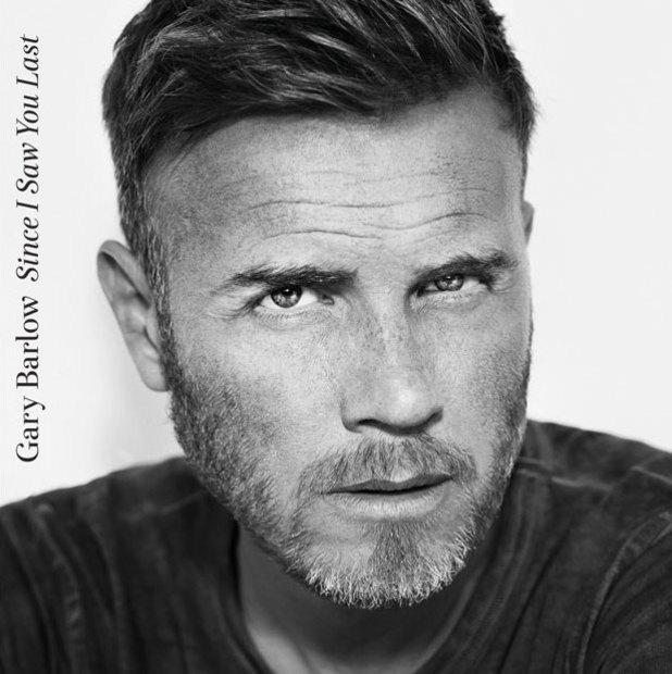 Gary Barlow's album artwork for Since I Saw You Last. 2013