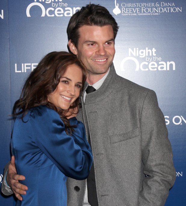 Rachael Leigh Cook, Daniel Gillies The Life Rolls On foundation's 9th annual 'Night by the Ocean' gala at Ritz Carlton Hotel Los Angeles, California- 10.11.12 Person In Image:Rachael Leigh Cook, Daniel Gillies Credit : WENN