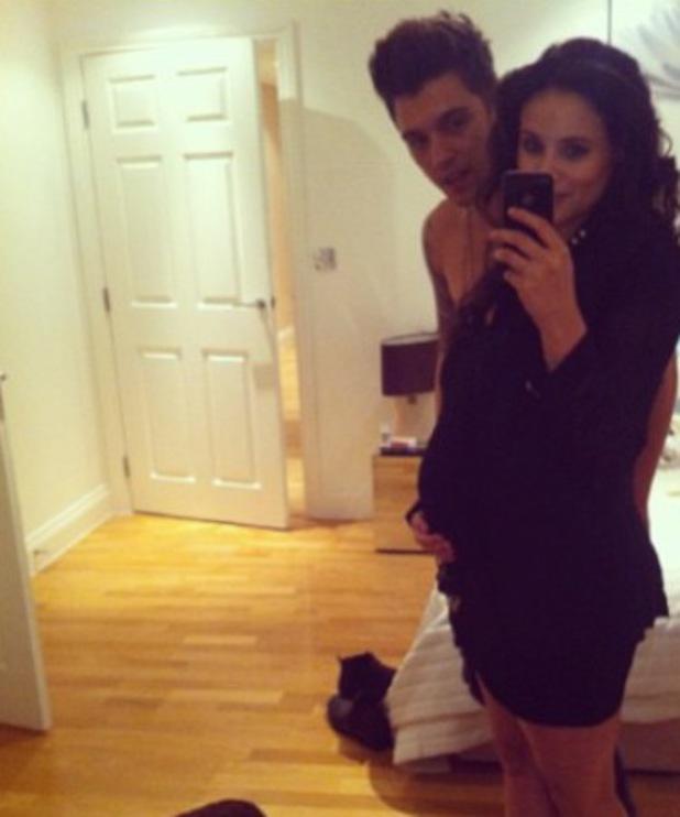 JJ Hamblett and his pregnant girlfriend Caterina Lopez